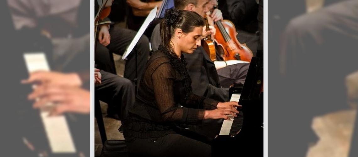 Recital Pianistico di Carla Orbinati
