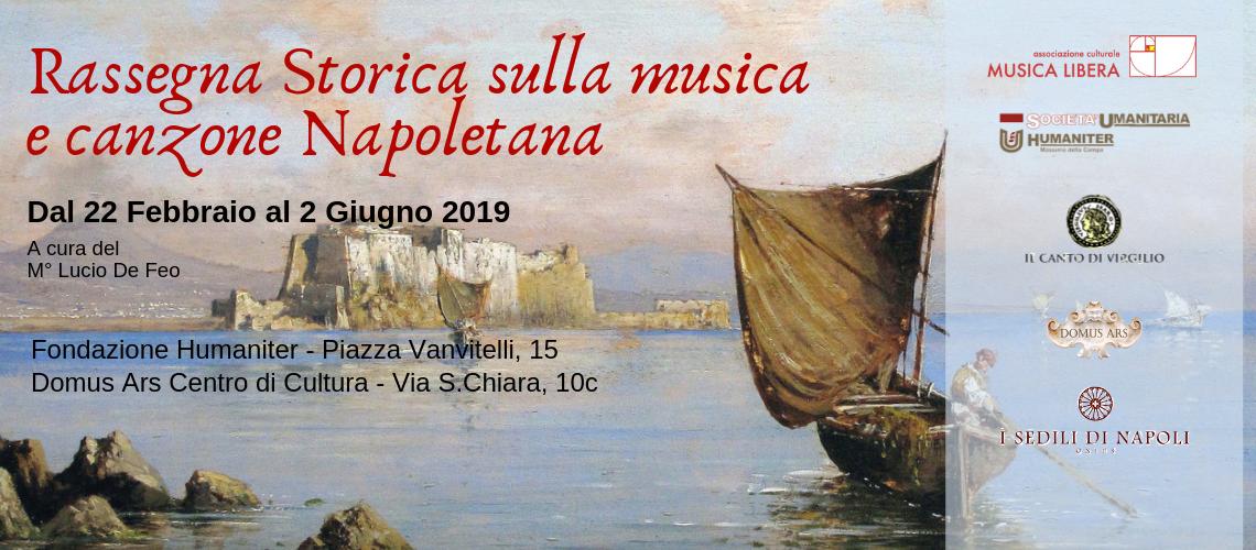 Rassegna Storica sulla musica e canzone Napoletana