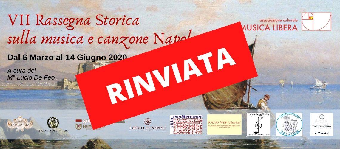 VII Rassegna Storica sulla musica e canzone napoletana